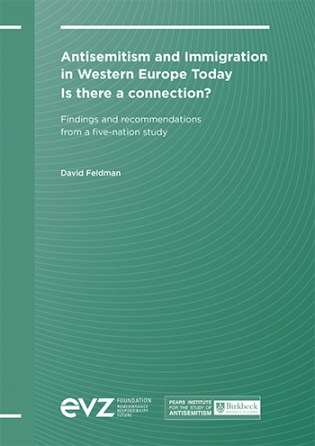 Antisemitism and Immigration in Western Europe Today