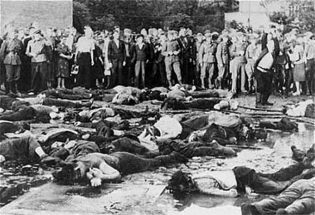 A Bystander Society? Passivity and Complicity in Nazi Germany