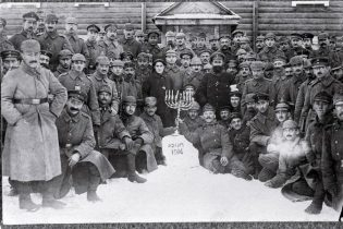 Trauma on the Eastern Front: European Jews and the First World War
