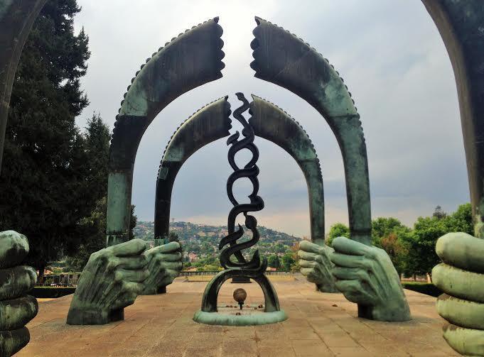 Holocaust Memorial Westpark
