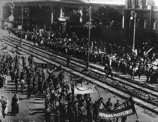How Jewish Socialists Fought to stop the Pogroms of the Russian Civil War